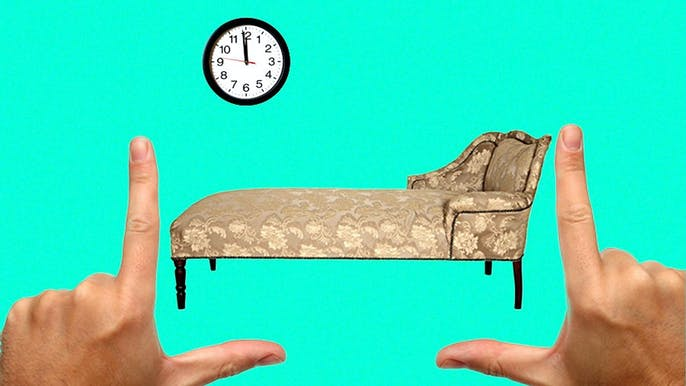 Your Therapist Puts a Shocking Amount of Thought Into Decorating Their Office
