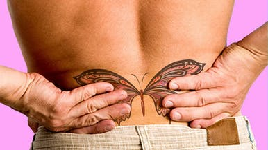 How to Make Your Crappy Old Tattoos Look Better