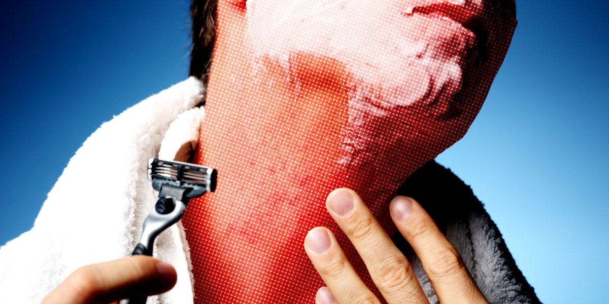 Razor Bumps What They Are How To Get Rid Of Them Dollar Shave Club