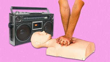 There Is a Perfect Song for Every Occasion—Even CPR