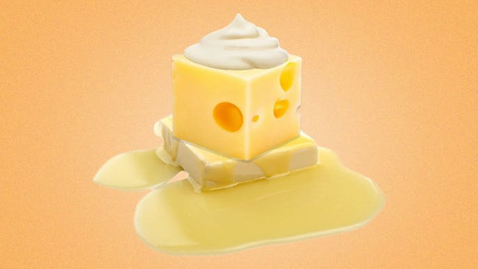 Ranking Every Dairy Product by How Healthy It Is