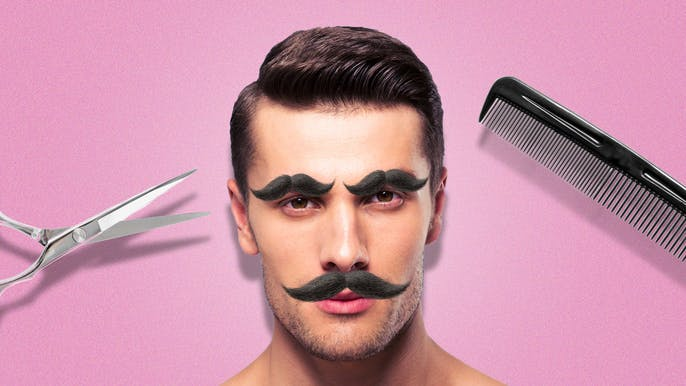 How to Tame Every Kind of Facial Hair That Isn't Your Beard
