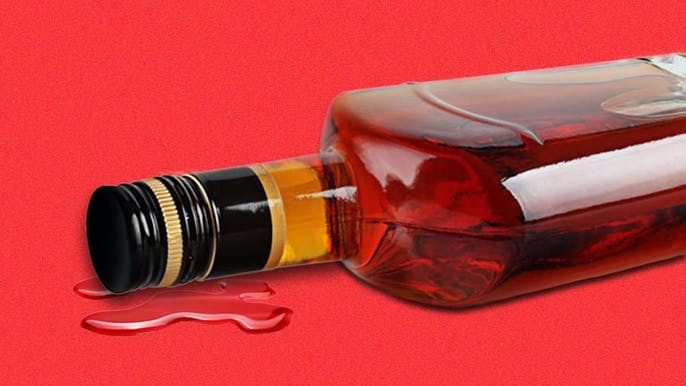 Your Messy Liquor Cabinet Is Messing Up Your Booze