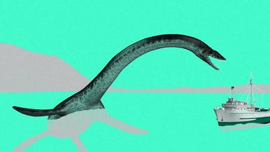 Why the Hunt for the Loch Ness Monster Will Never Die