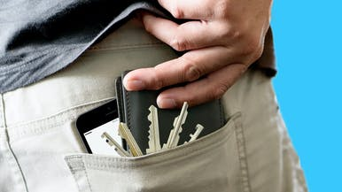Which Pocket Should Your Wallet, Phone and Keys Be in?