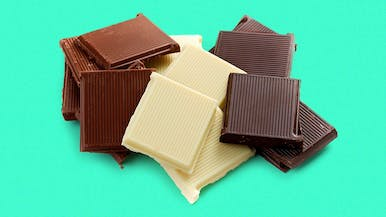 Every Type of Chocolate, Ranked by How Healthy(?) They Are