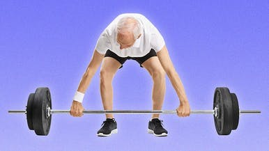 What the Heck Is 'Old Man Strength' Anyway?