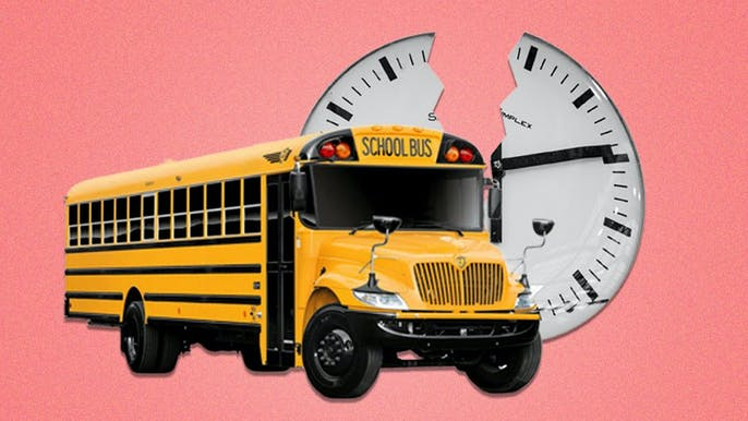 Why Doesn't My Kid's School Day Run From 9 to 5?