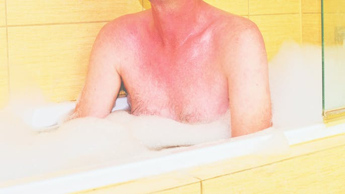A Working-Class Man on Why He Can't Live Without a Bubble Bath