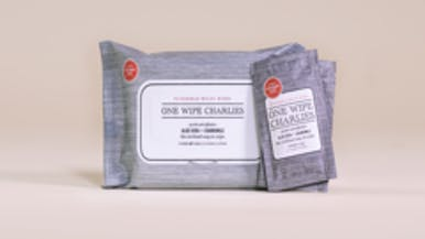 Keep Yours Ultra-Clean with One Wipe Charlies