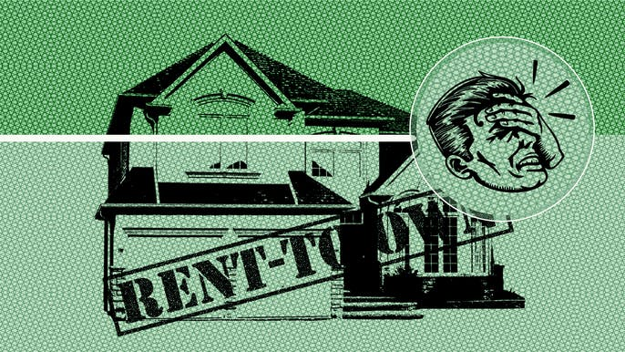 Stupid Money: What Exactly is a Rent-to-Own Home?