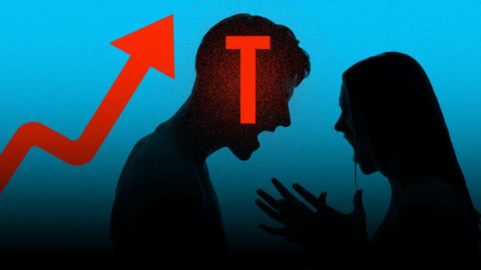 When Men Fight with Their Spouses, Their Testosterone Surges